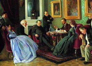 Гид по светским салонам Санкт-Петербурга XIX века