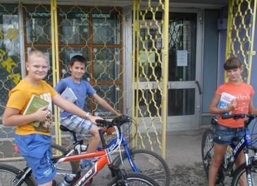 Урок безопасности «У меня велосипед! Лучше друга просто нет!»