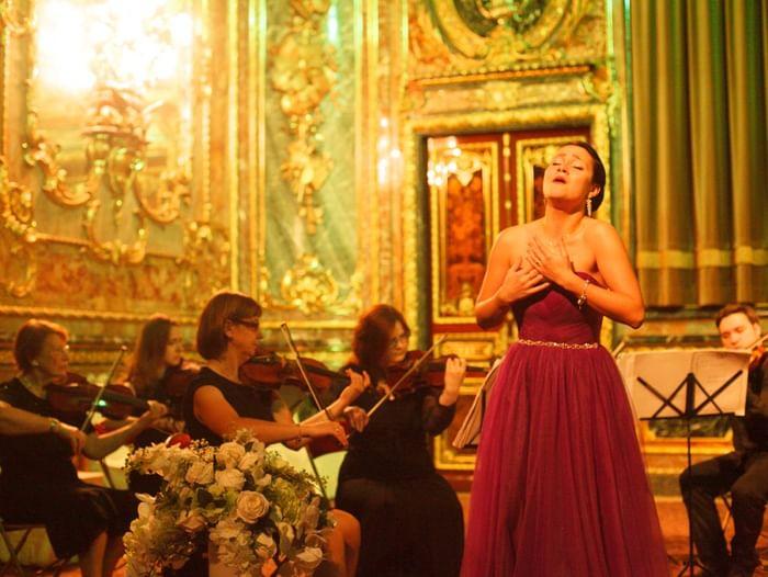 Концерт «Русские музыкальные сезоны»