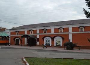 Музей Славы г. Чаплыгин