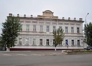 Музейно-выставочный комплекс г. Чистополь