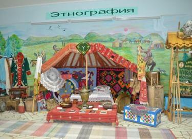 Ночь музеев в Татышлинском историко-краеведческий музее