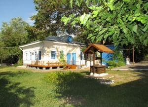 Почтовая станция XIX века