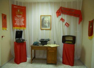 День музеев в Муниципальном музее золотодобычи