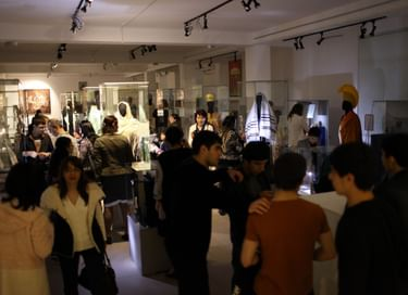 Ночь музеев в Музее истории мировых культур и религий