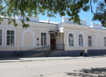 Ночь музеев в Крымском краеведческом музее