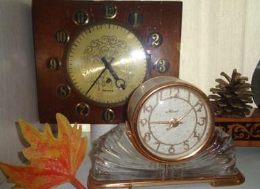 Выставка «Пока идут часы»