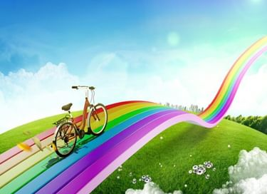 Программа «Путешествие по радуге»