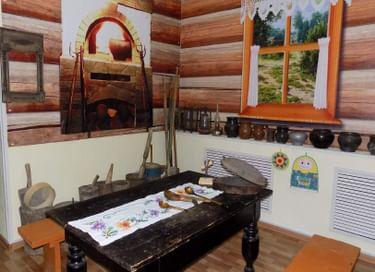 Ночь музеев «Истоки Сибирского гостеприимства»