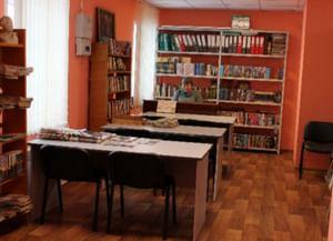 Сельская библиотека Госплемстанции