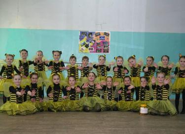 Отчетный концерт коллективов детской художественной самодеятельности