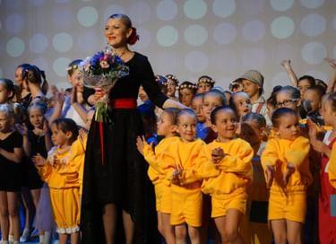 Отчётный концерт хореографической студии «Браво»