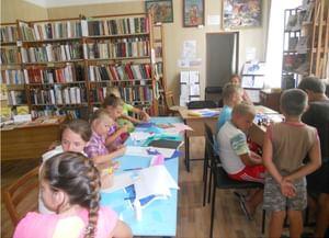 Громовская библиотека-филиал № 1