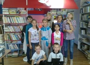 Сельская библиотека-филиал № 15 х. Семигорский