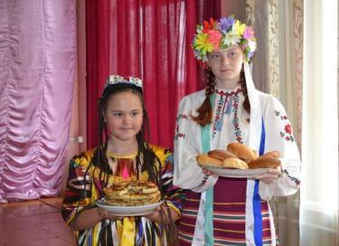 Фестиваль национальных культур «В семье большой, в семье единой»