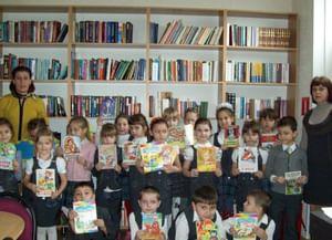 Сельская библиотека-филиал № 17 ст-ца Натухаевская