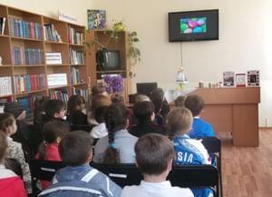 Сельская библиотека-филиал № 16 ст-ца Раевская