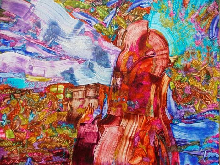 Персональная выставка художника М. Д. Викторова