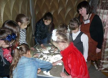 Ночь в музее в Музейно-выставочном центре Дальнегорска