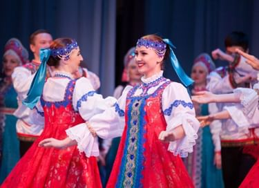 Концерт «Под небом России»