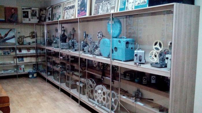 Музей истории кинофикации и кинопроката Новосибирской области