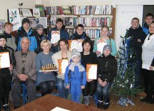 Макашевская сельская библиотека № 10