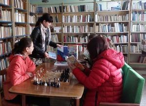 Новоивановская библиотека-филиал № 7