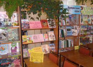 Городская детская библиотека № 2 г. Людиново