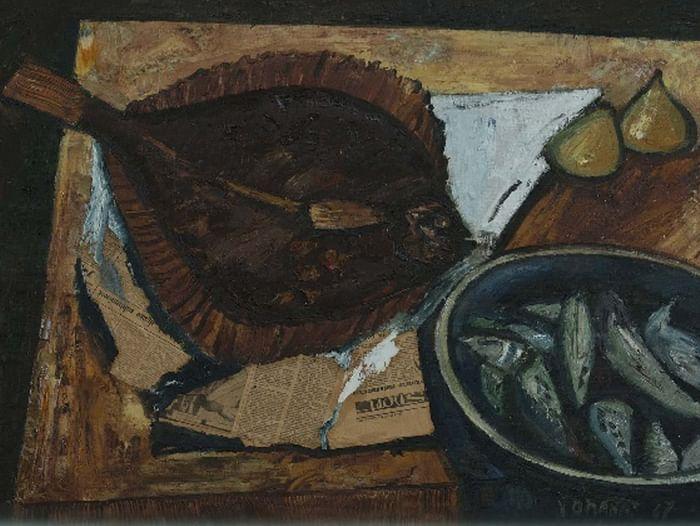 Выставка «Искусство Эстонии. ХХ век»