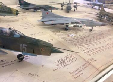 Выставка «Авиационный Липецк»