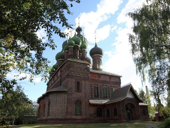 Абонемент «Золотой век Ярославля. Храмы XVII века»