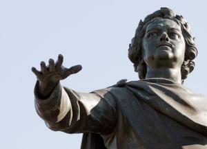Русский Цезарь, Каприз с Бриллиантом и императорская медаль