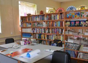 Библиотека «Манюхинская»