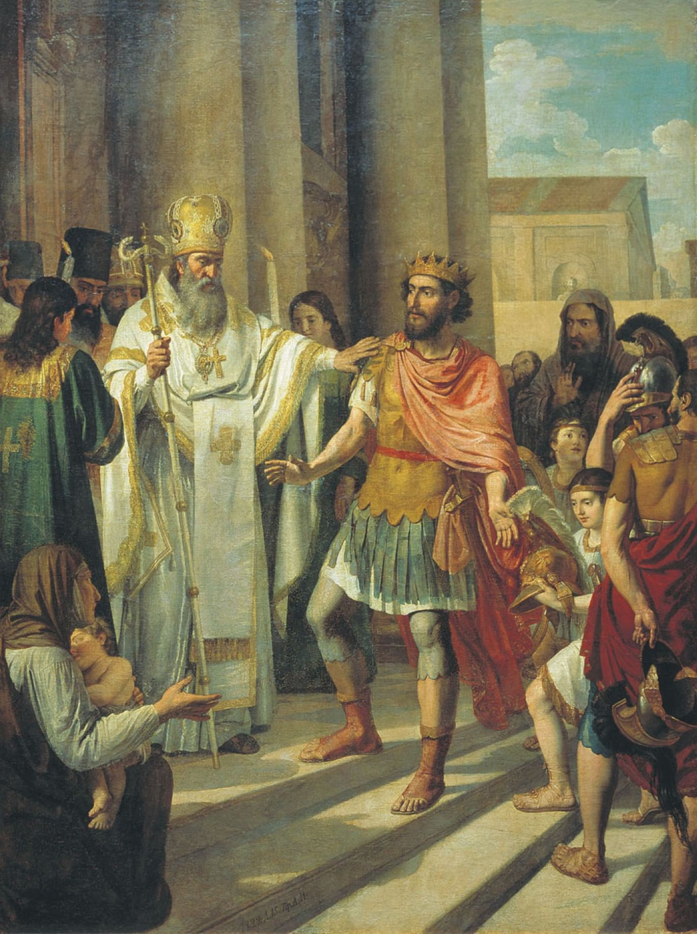 Влияние византии на русское искусство.