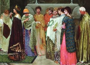 Византийские мотивы в русской живописи