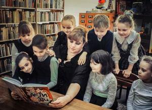 Библиотека-филиал № 31 с. Усадище