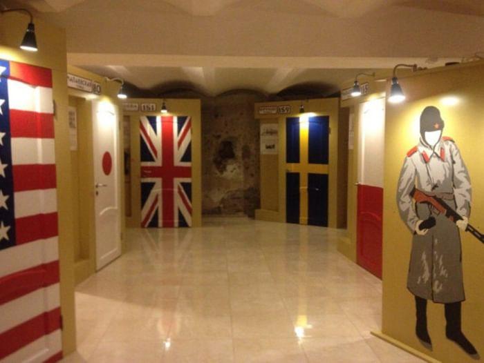 Выставка «Дипломаты и дипломатия. Закрытые двери «Запасной столицы»