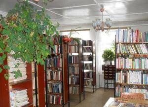 Новобобовичская сельская библиотека
