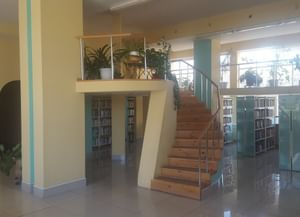 Библиотека на улице Типанова (библиотека № 1)