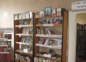 Миролюбская сельская библиотека № 18