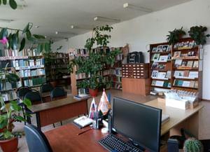 Районная библиотека с. Ачхой-Мартан