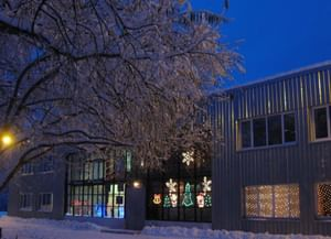 Центральная городская библиотека г. Вилючинска