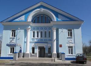 Петровская сельская библиотека-филиал № 22