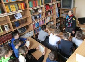 Библиотека-филиал № 3 г. Новороссийск