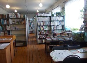 Трубетчинская детская библиотека филиал № 2