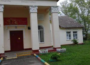 Врачово-Горковская сельская библиотека