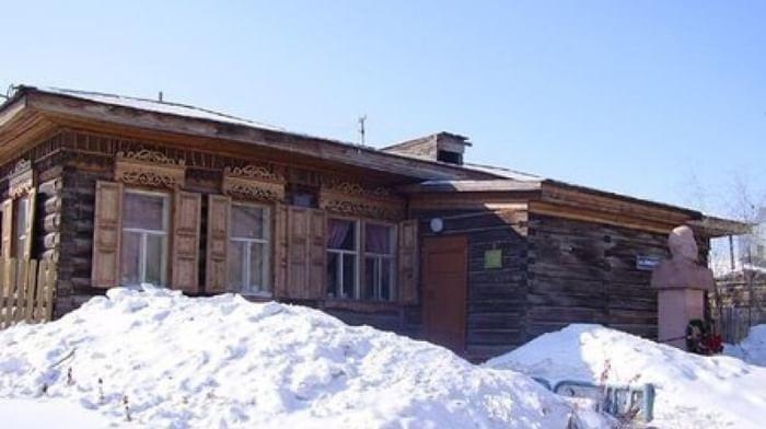 Дом-музей М. К. Аммосова