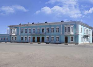 Музейно-гостиничный комплекс «Гостиница Пожарских»