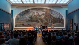 Фестиваль камерной музыки Vivarte пройдет в Третьяковской галерее