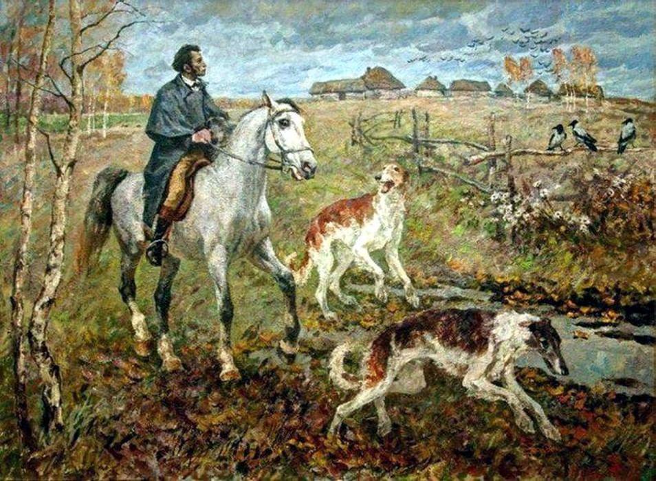 пушкин в болдино с картинками эффективное устройство